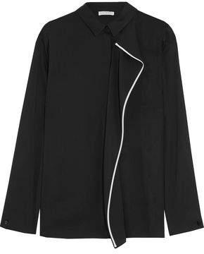 Vionnet Silk-Blend Shirt