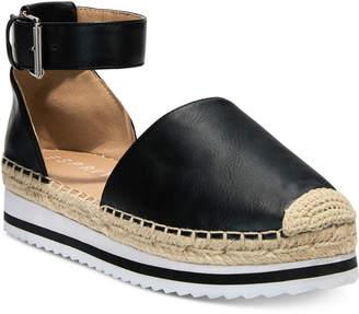 Esprit Halla Platform Espadrilles Women's Shoes