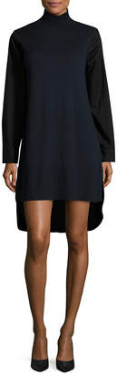 French Connection Fast Naomi Ribbed Shift Dress