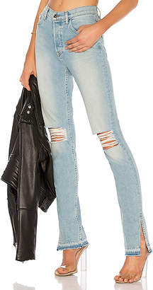 Cotton Citizen High Split Jean.