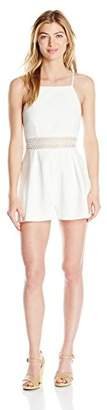 Keepsake The Label Women's Do It Right Playsuit
