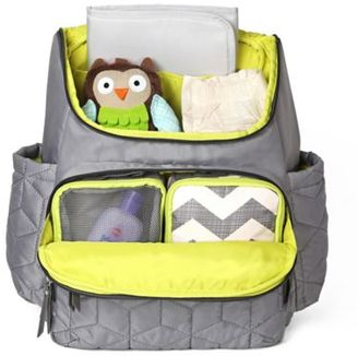 SKIP*HOP® Forma Backpack Diaper Bag in Grey $69.99 thestylecure.com