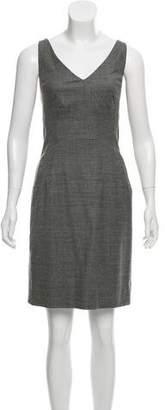 Michael Kors Virgin Wool Blend Dress