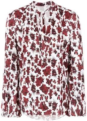 Tufi Duek floral print shirt