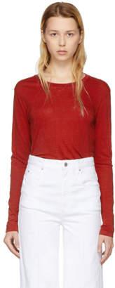 Etoile Isabel Marant Red Kaaron T-Shirt