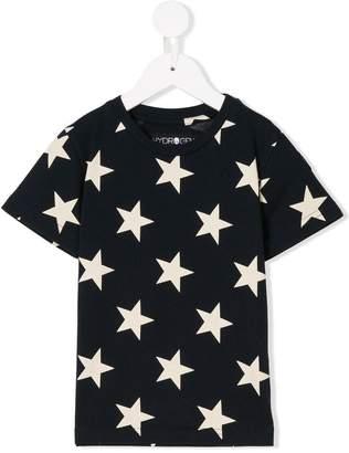 Hydrogen Kids star-print T-shirt