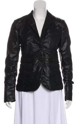 Prada Sport Button-Up Long Sleeve Jacket
