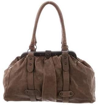 AllSaints Nocturne Distressed Bag