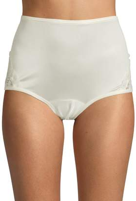 Vanity Fair Perfectly Yours Lace-Trimmed Briefs