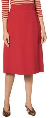 LK Bennett Adriana High-Waist A-Line Skirt