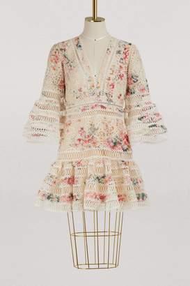 Zimmermann Laelia mini dress