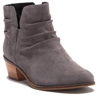 Cole Haan Alayna Slouch Suede Bootie