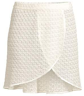 8816c0ae5 Missoni Mare Women's Knit Mini Skirt Coverup