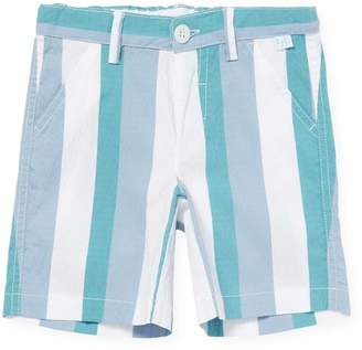 Il Gufo Boy's Checkered Shorts