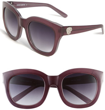 Vince Camuto 54mm Oversized Cat Eye Sunglasses