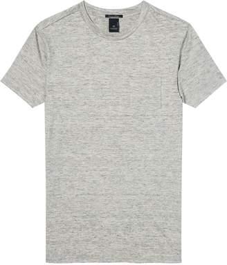 Scotch & Soda Linen Melange T-Shirt