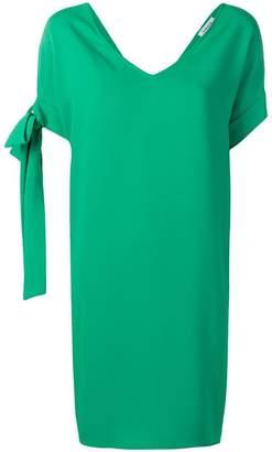 P.A.R.O.S.H. tie sleeve dress