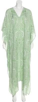 Michael Kors Printed Maxi Dress