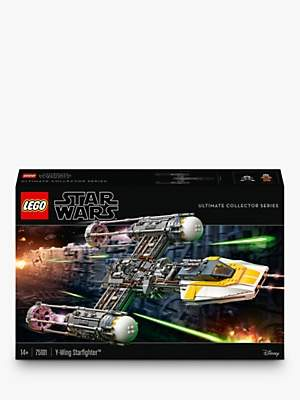 Lego Star Wars 75181 Y-Wing Starfighter