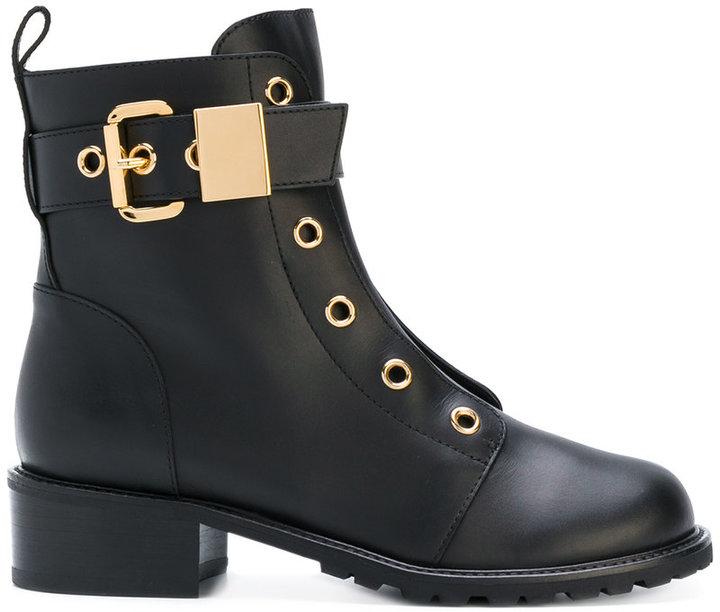 Giuseppe Zanotti Design embellished boots