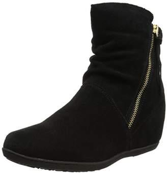Cougar Women's Fitzy Hidden Wedge Side Zip Boot