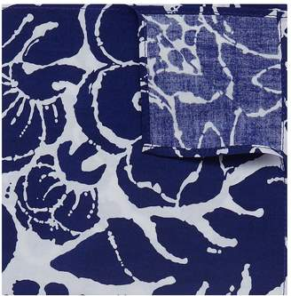 Pocket Square Clothing 'The Eclaire' floral print pocket square