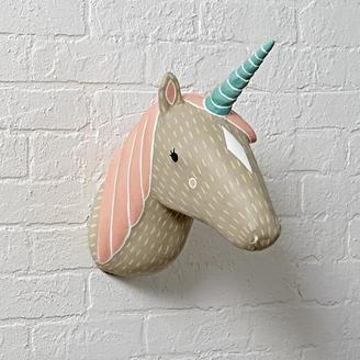 Unicorn Charming Creatures Decor $49 thestylecure.com