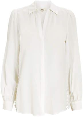 L'Agence Cinzia Side Button Tunic