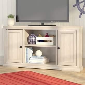 "Beachcrest Home Helene Corner TV Stand for TVs up to 50"""