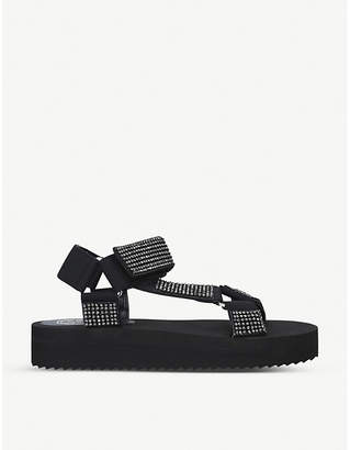 Kurt Geiger Romy flatform sandals
