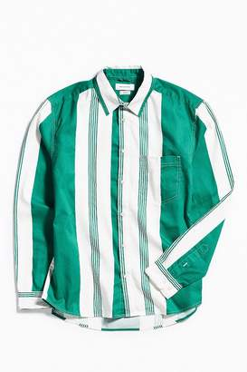 Urban Outfitters Stripe Button-Down Shirt