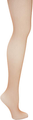 Wolford Twenties Fishnet Beige Tights