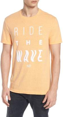 Original Penguin Ride the Wave T-Shirt