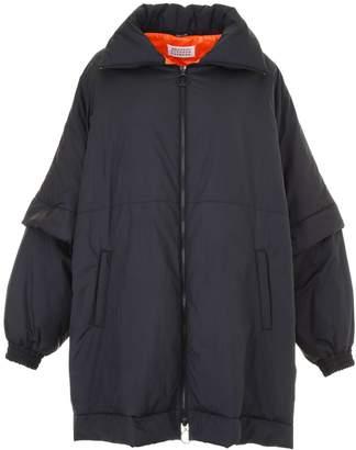 Maison Margiela Bicolor Puffer Jacket