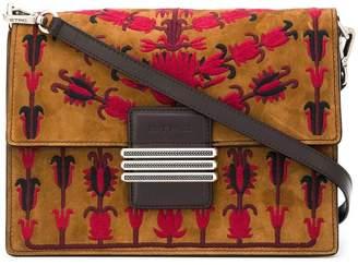 Etro embroidered crossbody bag