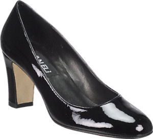 Kimberly Black Patent Vaneli For Jildor 98-1690