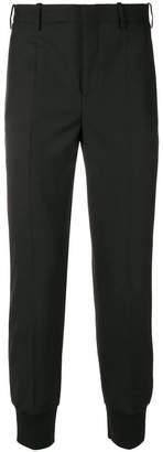 Neil Barrett tailored long trousers