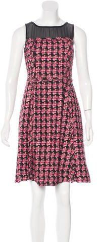 Kate Spade Kate Spade New York Tweed Julia Dress