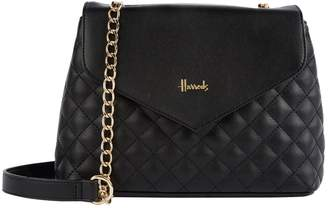 Harrods Chelsea Quilt Cross Body Bag