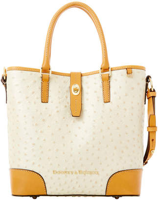 Dooney & Bourke Ostrich Medium Cayden