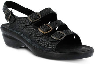 FLEXUS Flexus Adriana Slingback Strap Sandals
