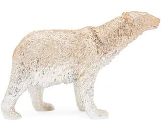 Haoshi Gold Polar Bear Paperweight