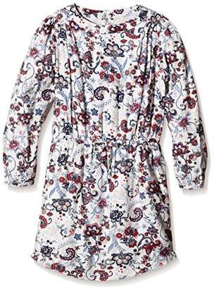 Pepe Jeans Girl's Mimi Floral Dress,(Manufacturer Size:7)