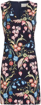 Peter Pilotto Cady V-Neck Floral Dress