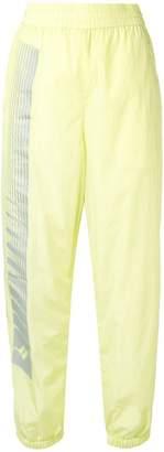 Alexander Wang high-waist track pants