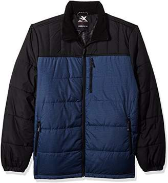 ZeroXposur Men's Big & Tall Flex Quilted Puffer Jacket