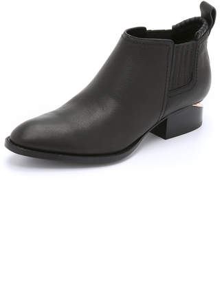 Alexander Wang Kori Ankle Booties $520 thestylecure.com