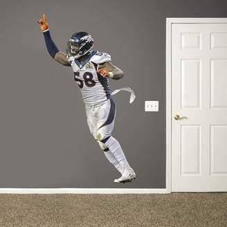 Fathead Denver Broncos Von Miller Super Bowl 50 MVP Wall Decal