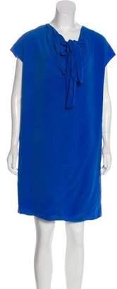 Nina Ricci Silk Shift Dress