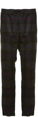 Etro Checked Track Pants